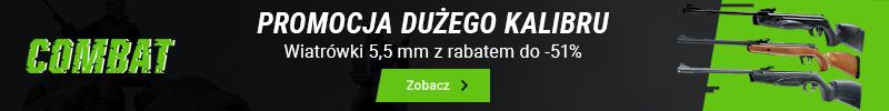 sklep combat.pl rabaty do -51% na wiatrówki