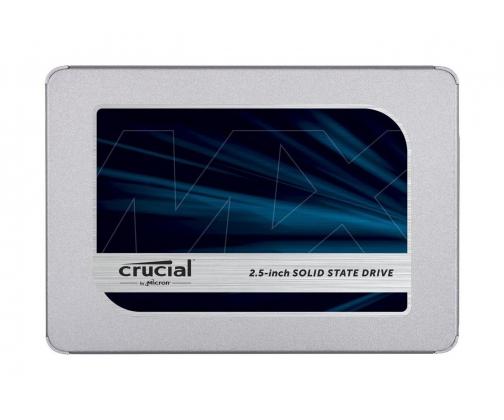 Dysk Crucial 500GB 2,5 SATA SSD MX500