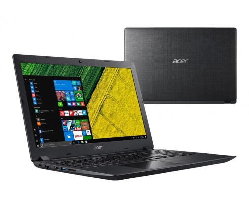 Laptop Acer Aspire 3 i5-7200U/8GB/256SSD/Win10