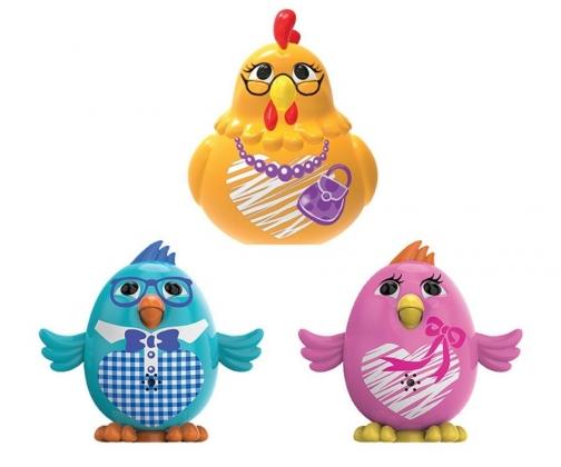 Zabawka Dumel Silverlit DigiChicks Rodzina Kurczaków
