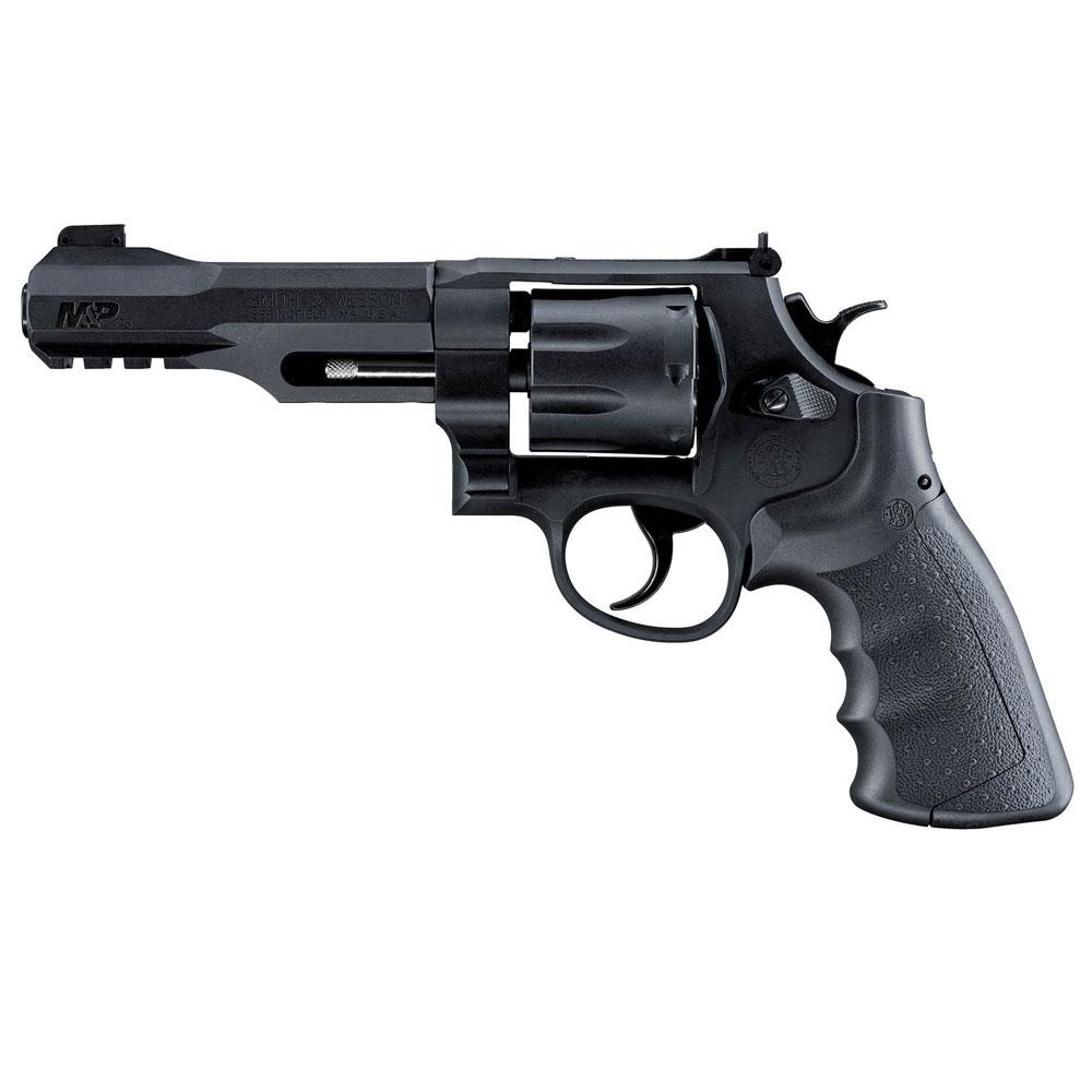 Rewolwer Smith Wesson MP R8 kal. 4,5mm BB - wiatrówka CO2