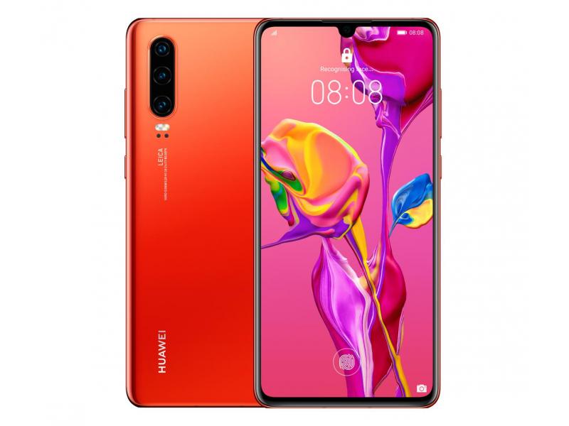 Smartfon Huawei P30 128GB Bursztyn