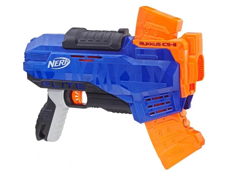 Zabawka NERF N-Strike Elite Rukkus ICS-8
