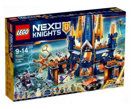 Klocki LEGO Nexo Knights Zamek Knighton