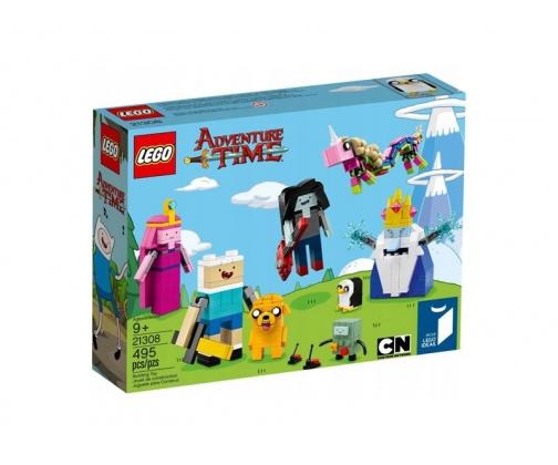 Klocki LEGO IDEAS Pora na przygodę